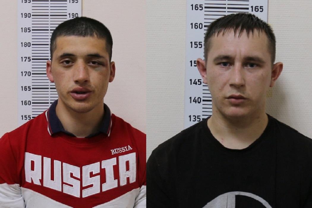 В Тюмени задержали двух молодых людей, совершивших 13 краж и грабежей 1