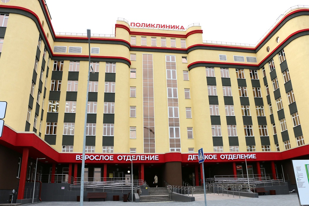 В Тюмени заработал филиал поликлиники в Тюменской слободе
