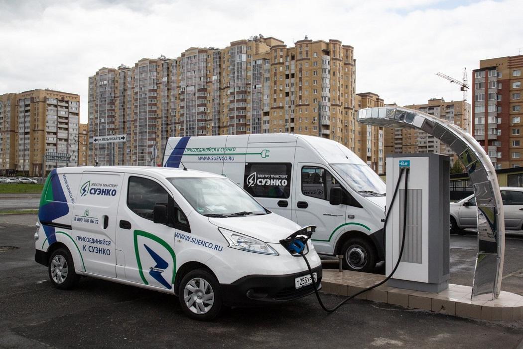 В Тюменской области почти в 60 раз выросло количество электромобилей