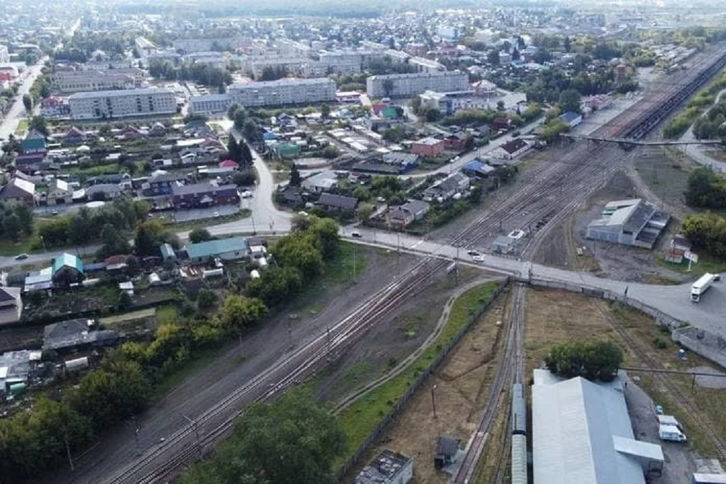 В центре Ялуторовска появится путепровод через Транссибирскую магистраль