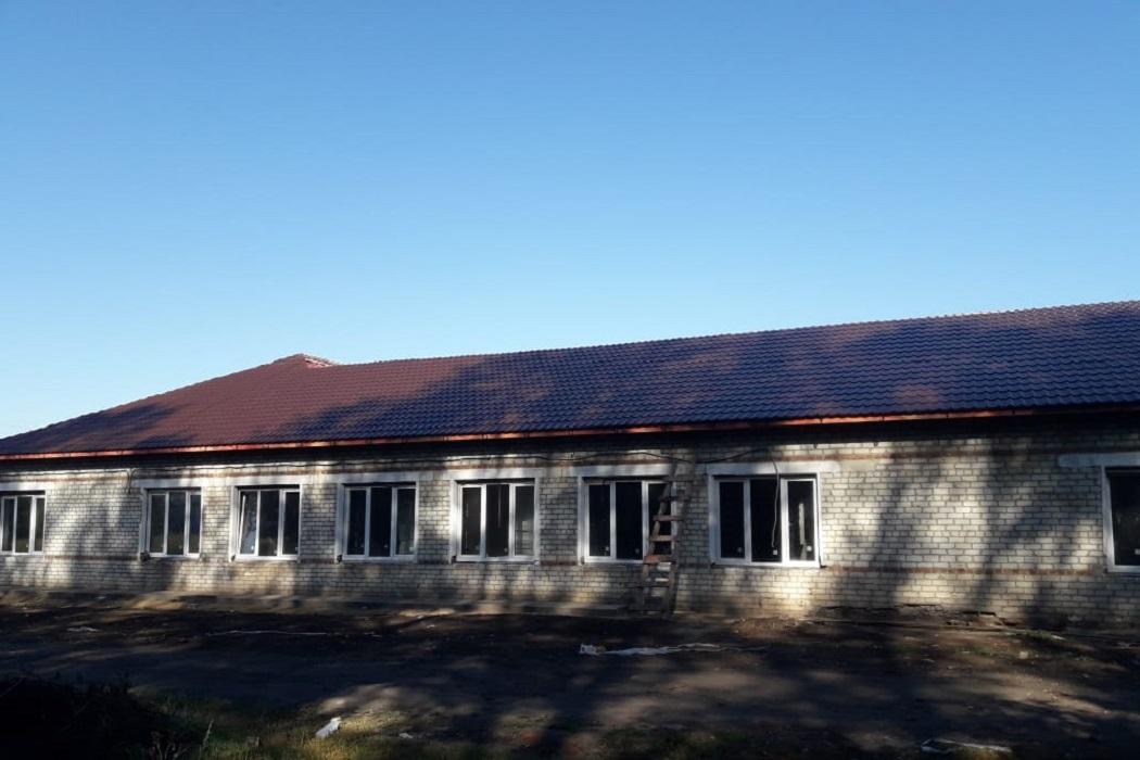 В тюменском селе капитально ремонтируют врачебную амбулаторию