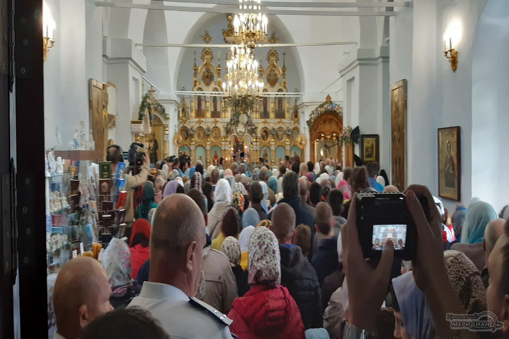 Четыре пожара и революция: 400 лет отмечает Покровский женский монастырь в Верхотурье