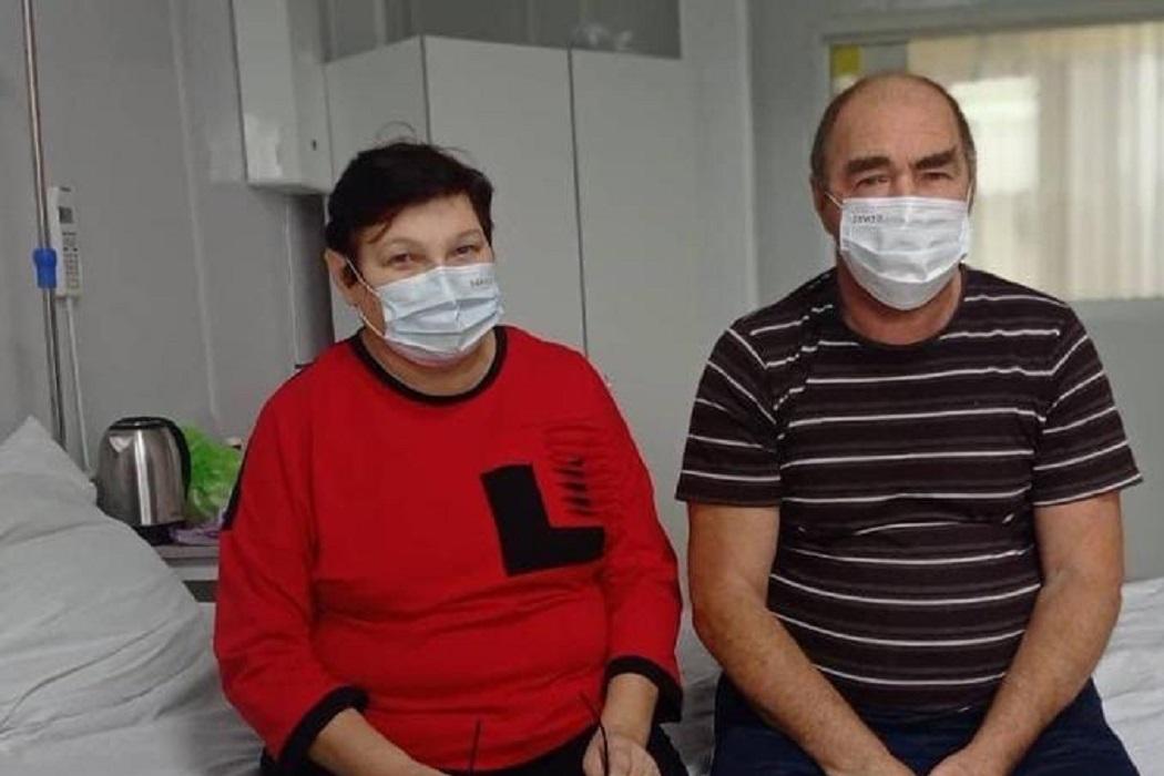 Ямальские медики спасли семью вахтовиков с COVID-19