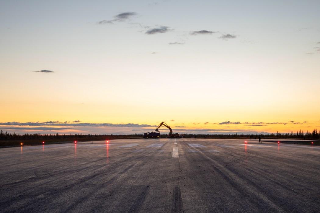аэропорт Нового Уренгоя