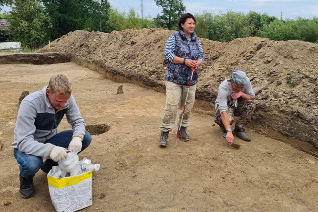 археологические раскопки на Ямале