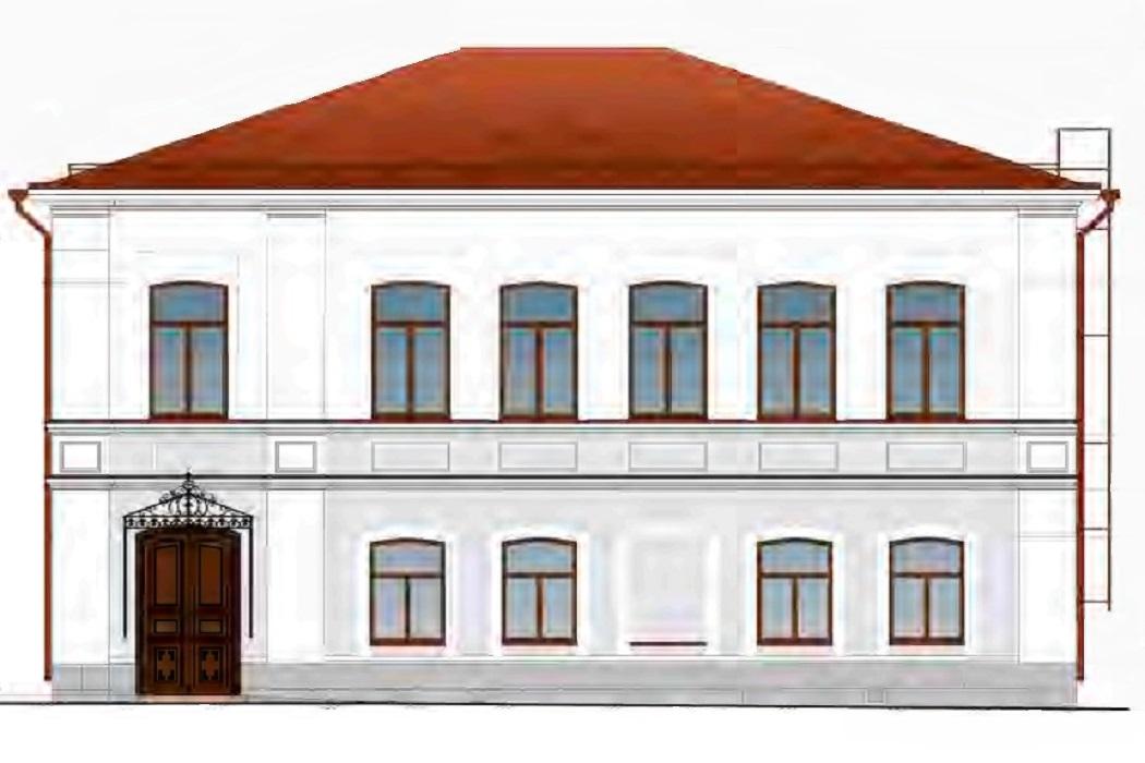 В Екатеринбурге на реставрацию Дома Ремезова выделили 6,4 млн рублей