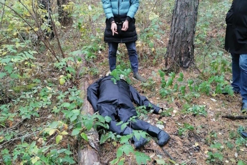 """В Екатеринбурге поймали курьера, убившего коллегу из-за """"закладки"""" в лесу"""
