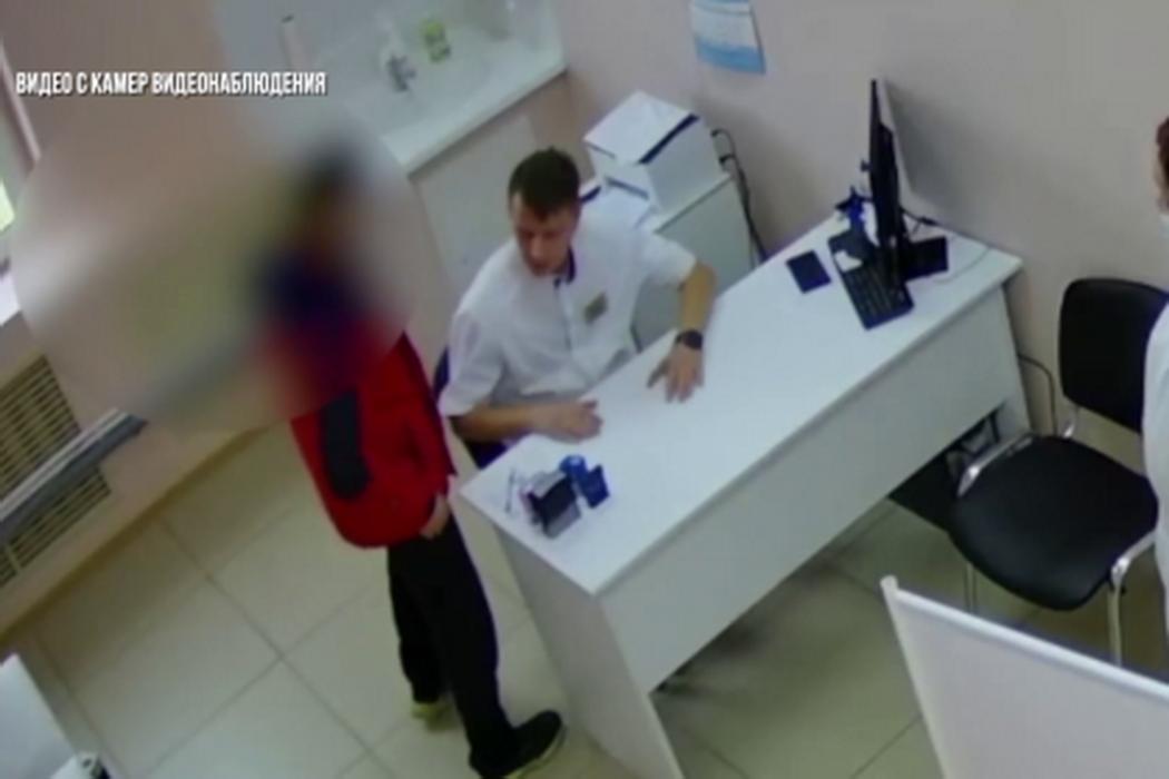 В Нижневартовске мужчина падал на врача
