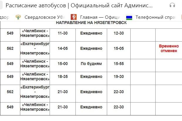 Пассажиры пожаловались на автобусы в Челябинской области