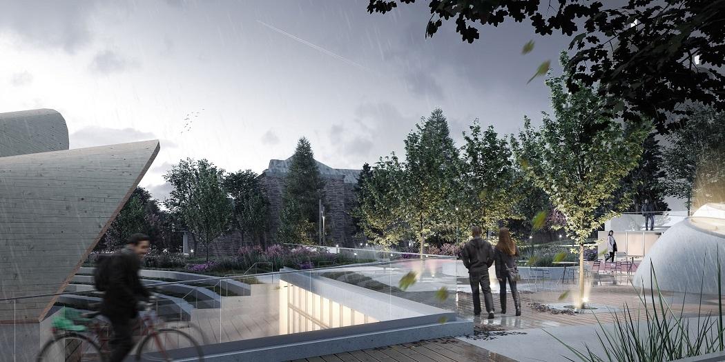 Власти Екатеринбурга выбрали архитекторов для реконструкции Литквартала