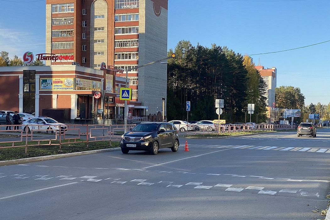 На Урале водитель Kia сбил ехавшего в школу на велосипеде 6-летнего мальчика