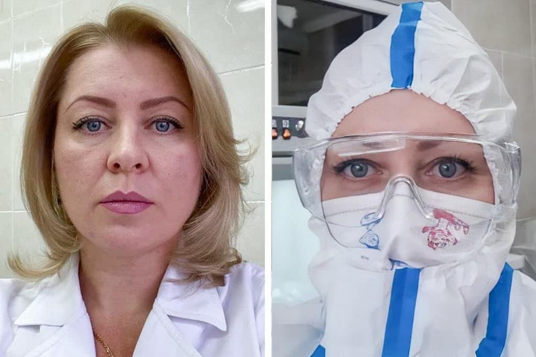 Врача из Надыма наградили грамотой президента РФ