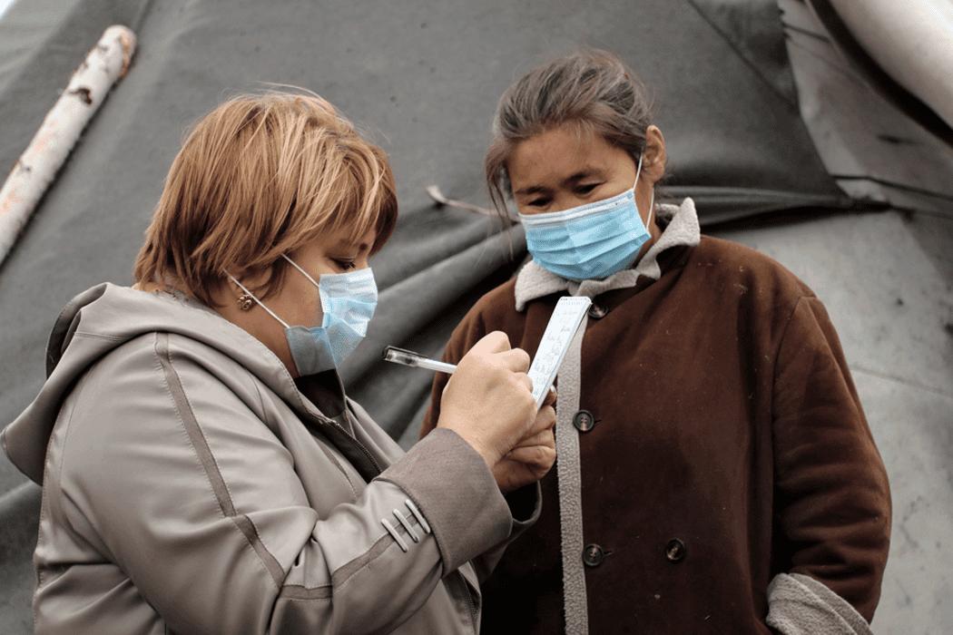 На Ямале началась вакцинация тундровиков от гриппа