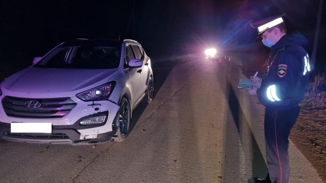Водитель «Хендай Санта Фе» под Невьянском насмерть сбил 52-летнего мужчину-пешехода
