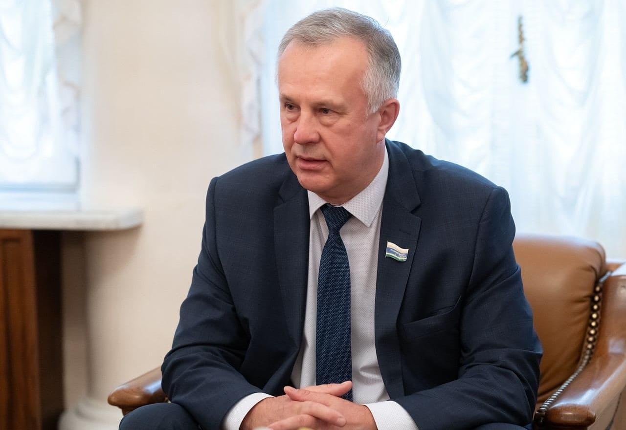 Новым представителем губернатора в Заксобрании с 5 октября назначили Михаила Ершова