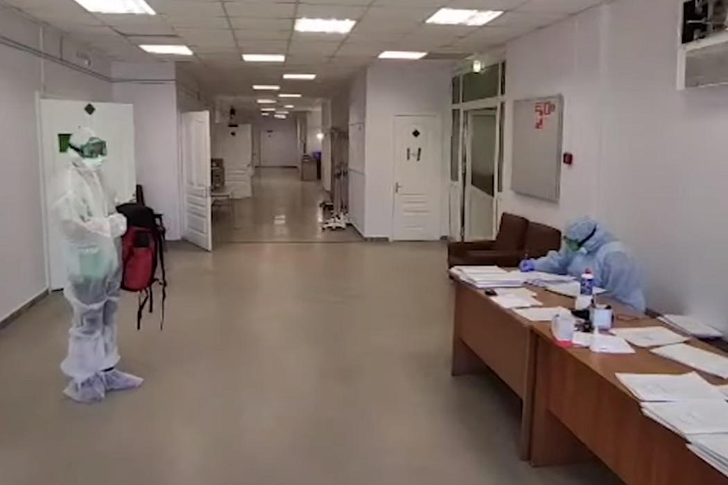 Иннокентия Шеремета выписали из ковидного госпиталя в Екатеринбурге