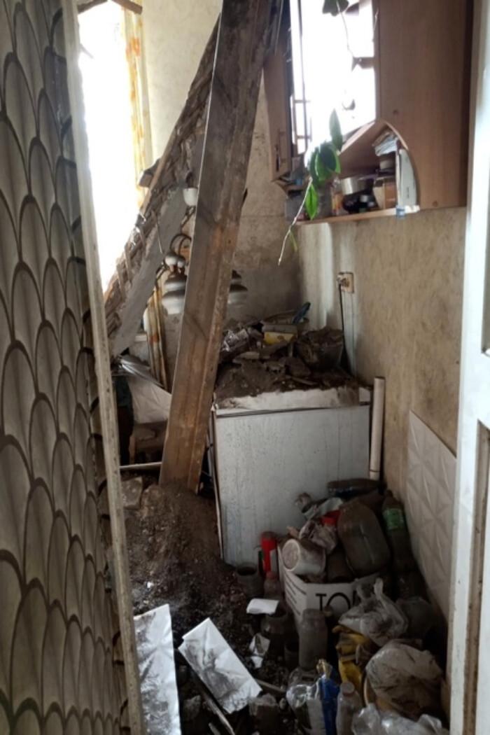 В Златоусте коронавирус спас женщину от падения на голову крыши
