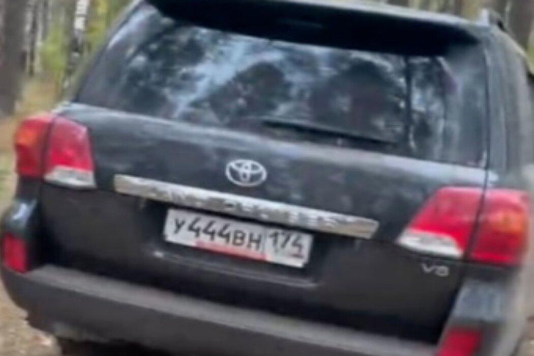 Минэкологии на Южном Урале выясняют обстоятельства въезда машины депутата на территорию заповедника