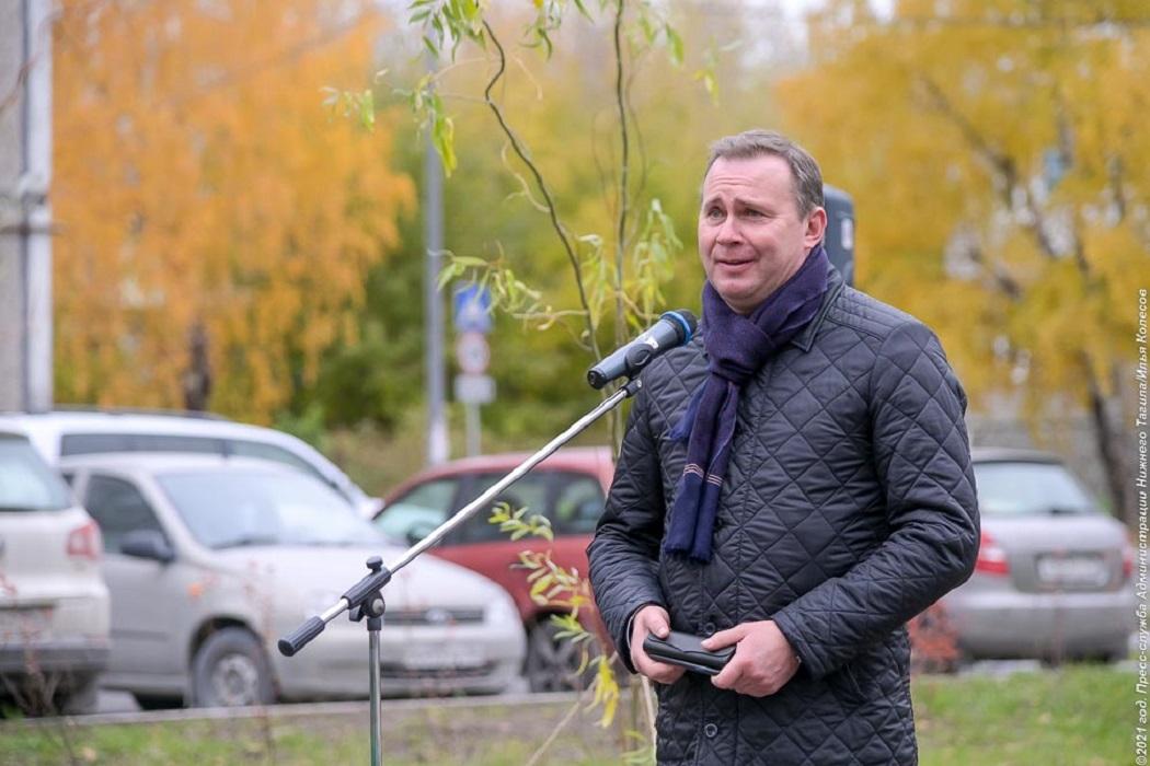 В Нижнем Тагиле открыли реконструированный двор на Ермака и Космонавтов