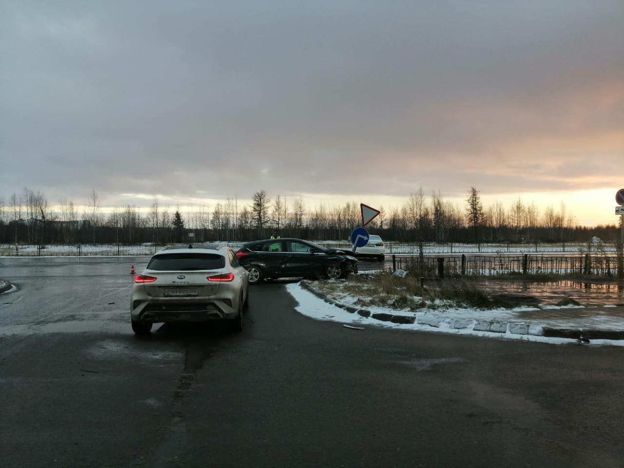 Пять человек пострадали в ДТП на Ямале