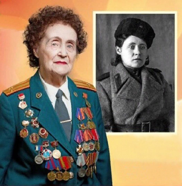В Екатеринбурге на 98-м году жизни умерла ветеран МВД и ВОВ Татьяна Чиркова
