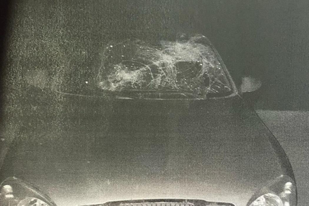 Тюменец разбил автомобиль соседей металлической урной 1