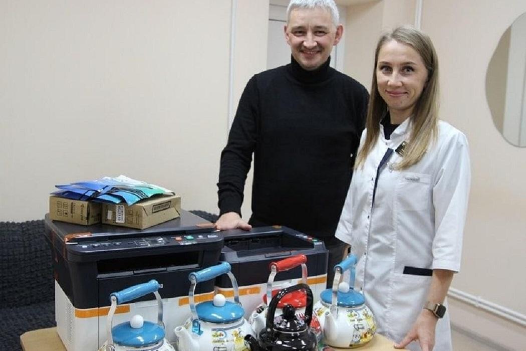 В Тарко-Сале пациент отблагодарил врачей, спасших его от коронавируса