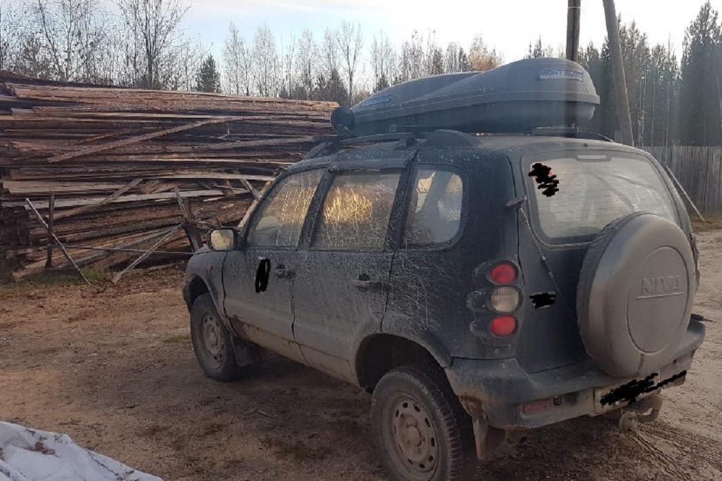 В Югорске мужчина угнал автомобиль