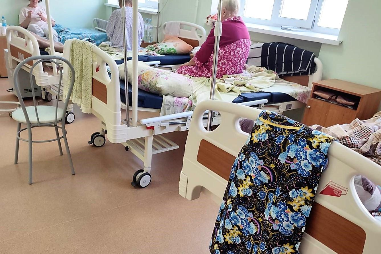 В тюменский моногоспиталь поступили современные функциональные кровати 1
