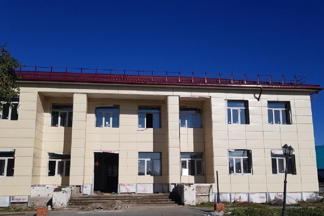 В тюменской ОБ №14 капитально ремонтируют сразу два подразделения 1