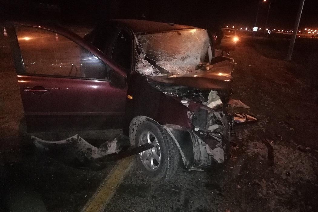 Пьяный водитель Mazda-3 устроил смертельное ДТП на Полевском тракте