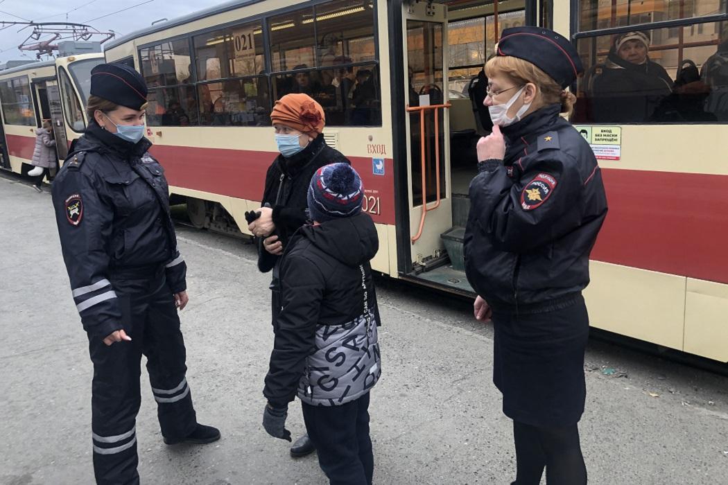 Полиция Екатеринбурга проводит рейды по профилактике зацепинга