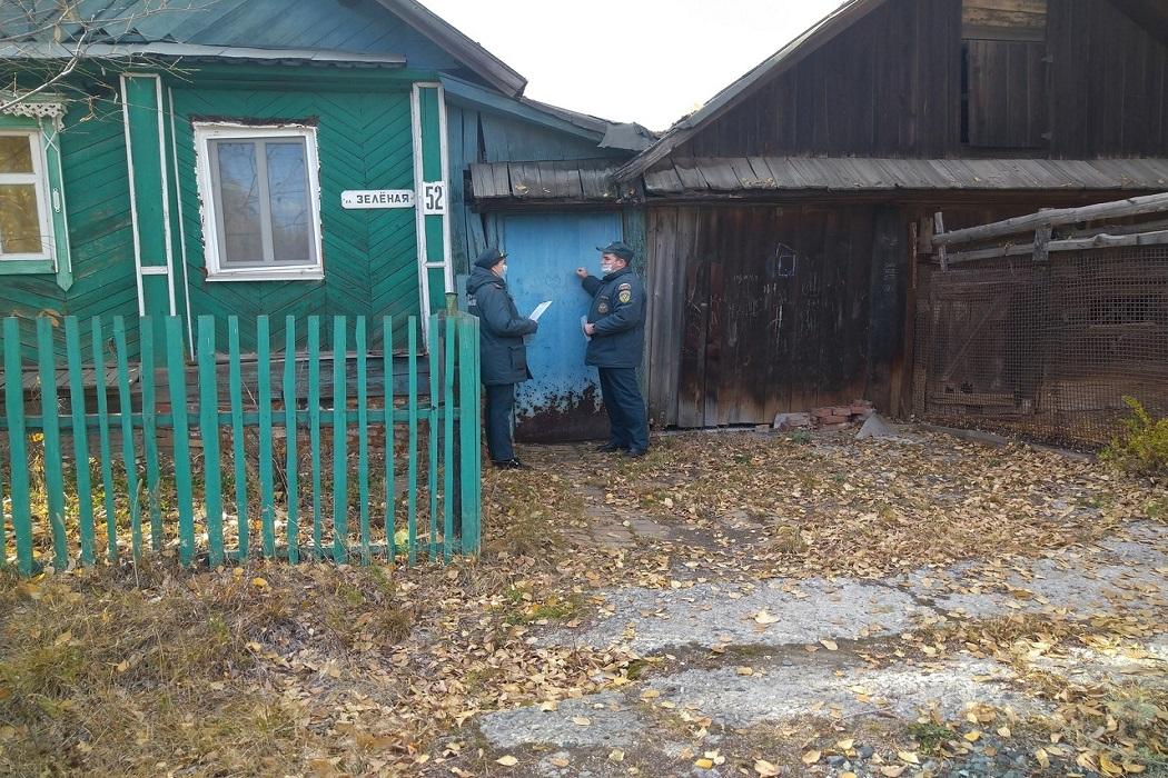 В Свердловской области из-за печного отопления произошло 539 пожаров