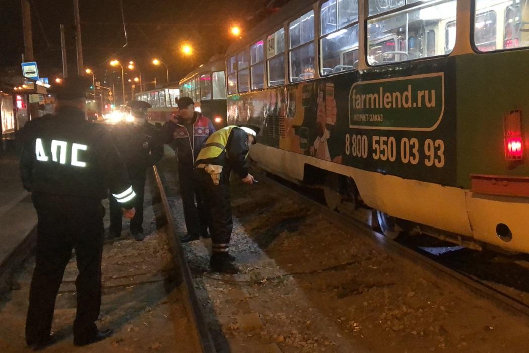 Школьница-зацепер погибла под колёсами трамвая на Ботанике в Екатеринбурге