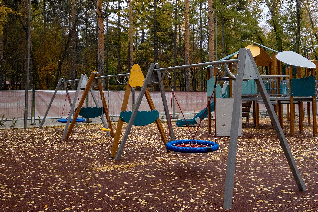 В ЦПКиО Екатеринбурга инклюзивную площадку откроют 8 ноября