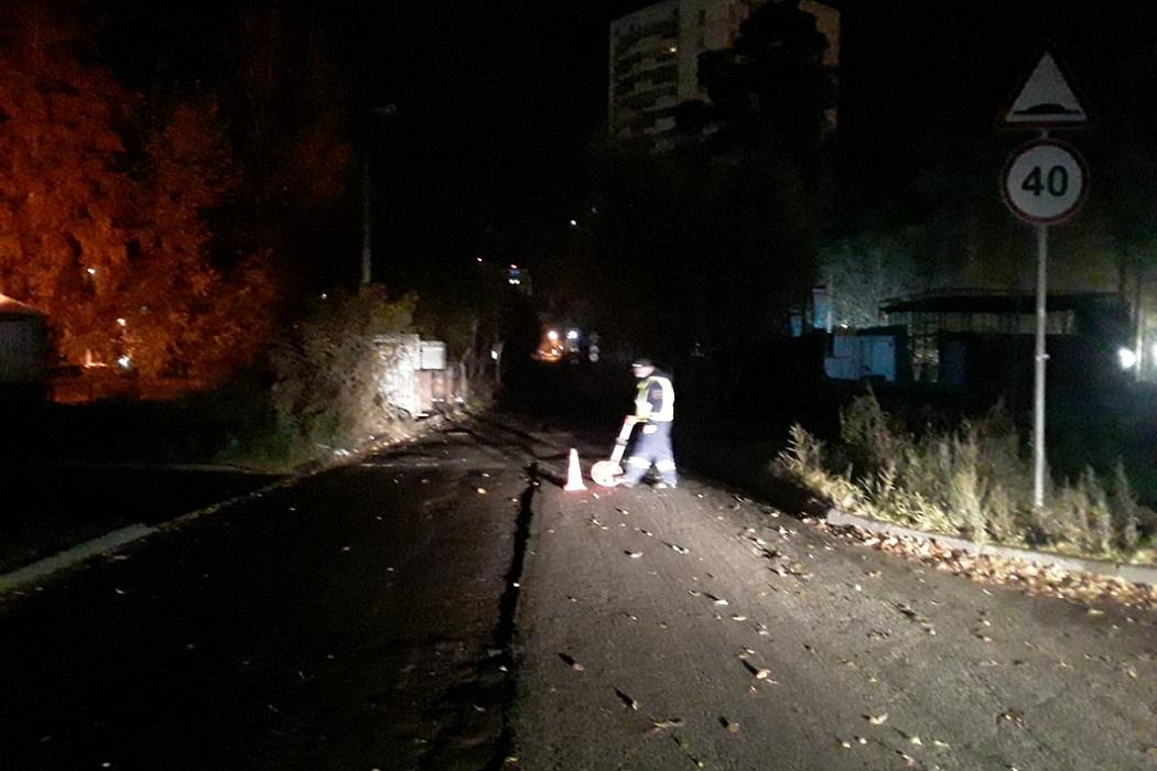 В Екатеринбурге водитель Ford сбил 14-летнего велосипедиста и скрылся