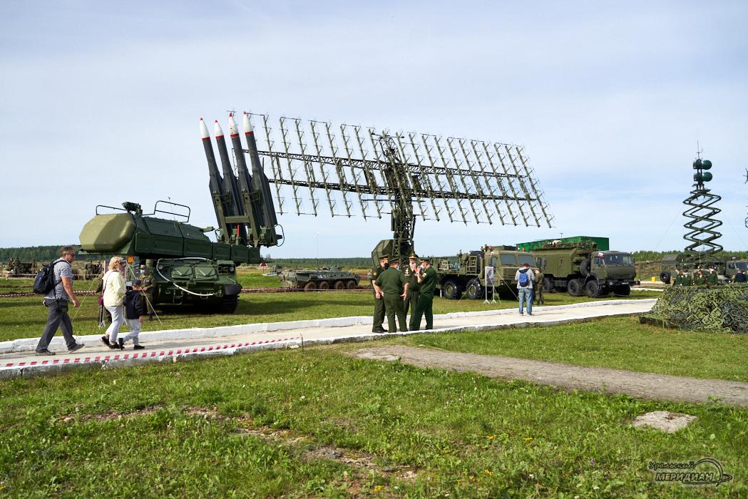 ЕКБ. ЦВО. Открытие форума Армия 2020