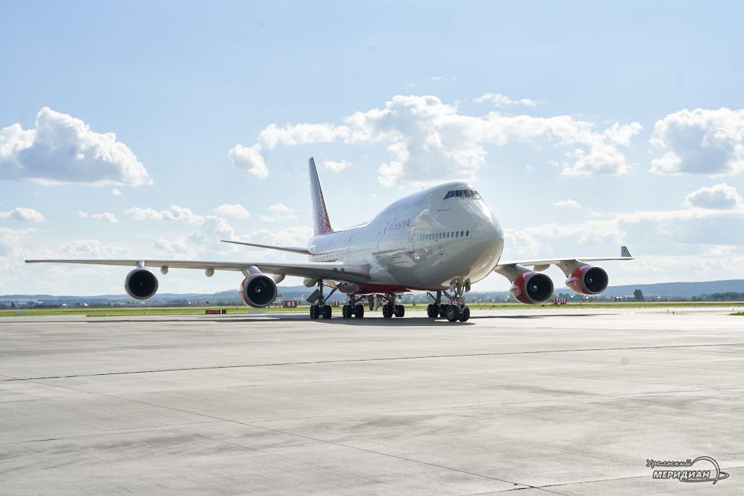 Аэропорт самолет Россия