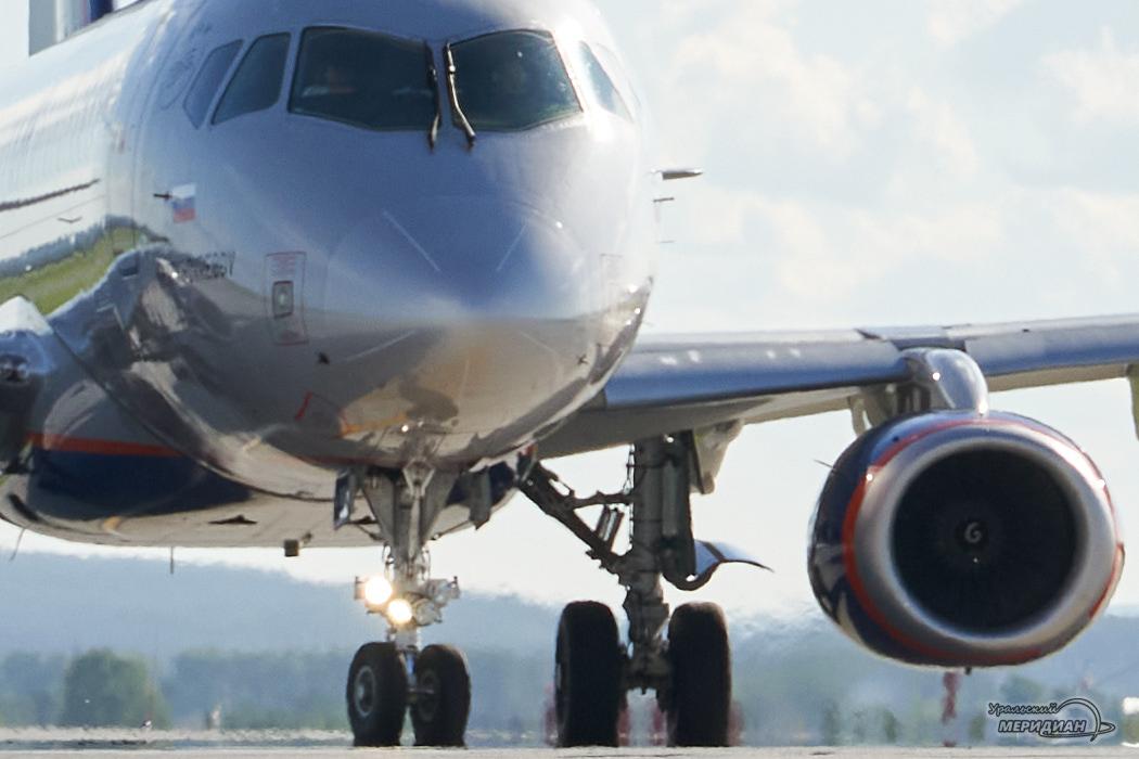 Аэропорт самолет