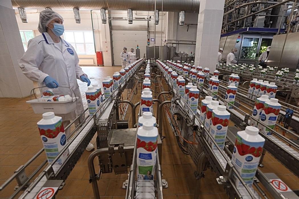 Богдановичский городской молочный завод