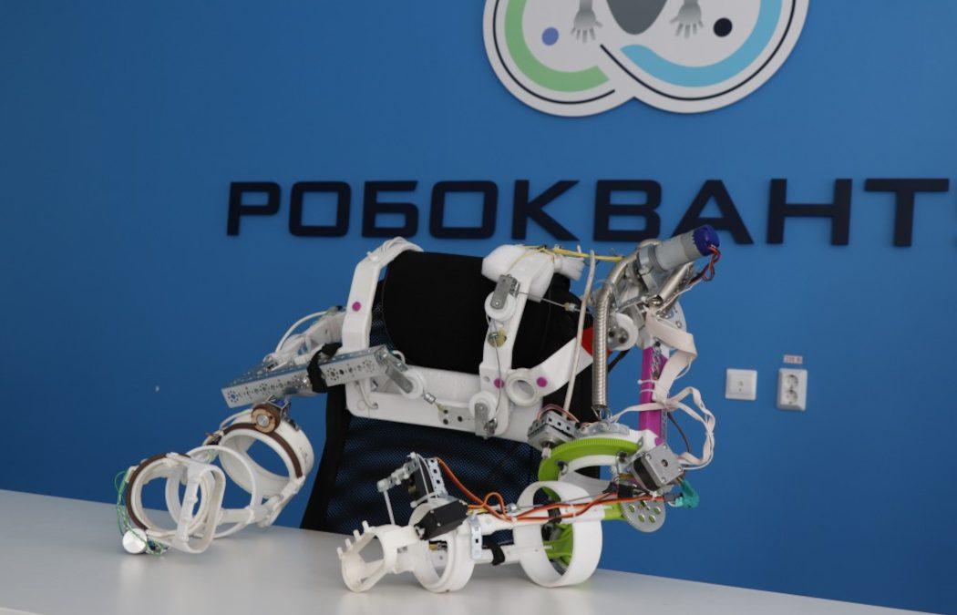 Челябинские школьники изобрели устройство для реабилитации после инсульта