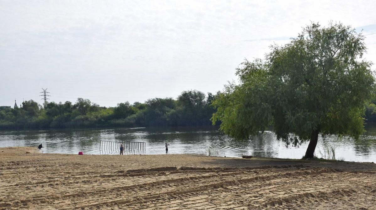 В Кургане закрыты для купания Бабьи пески и бульвар Солнечный