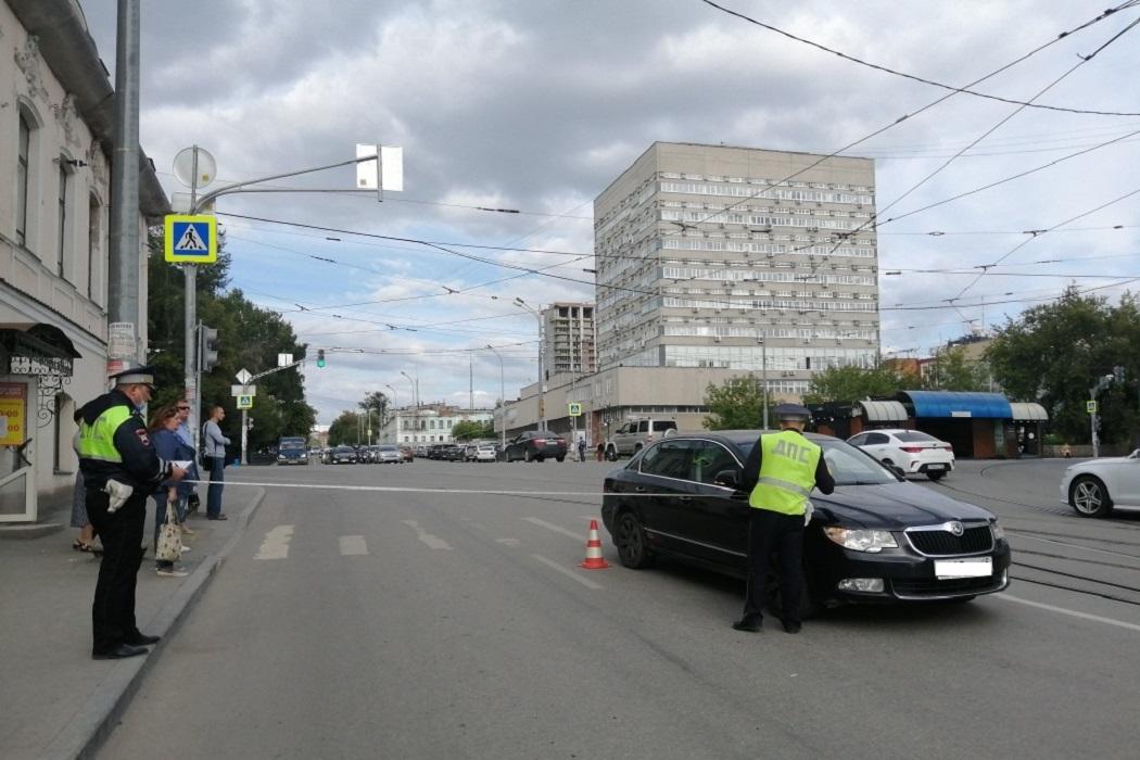 ДТП на Куйбышева