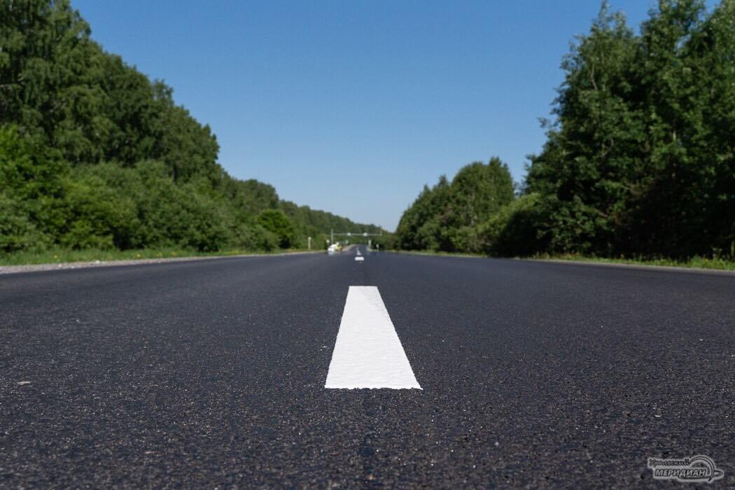 Дорога разметка дорожная техника трасса