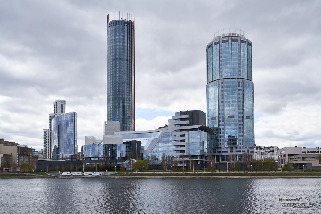 Екатеринбург Исеть набережная
