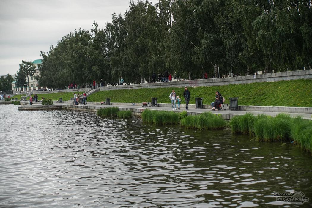 Екатеринбург лето День города 2020