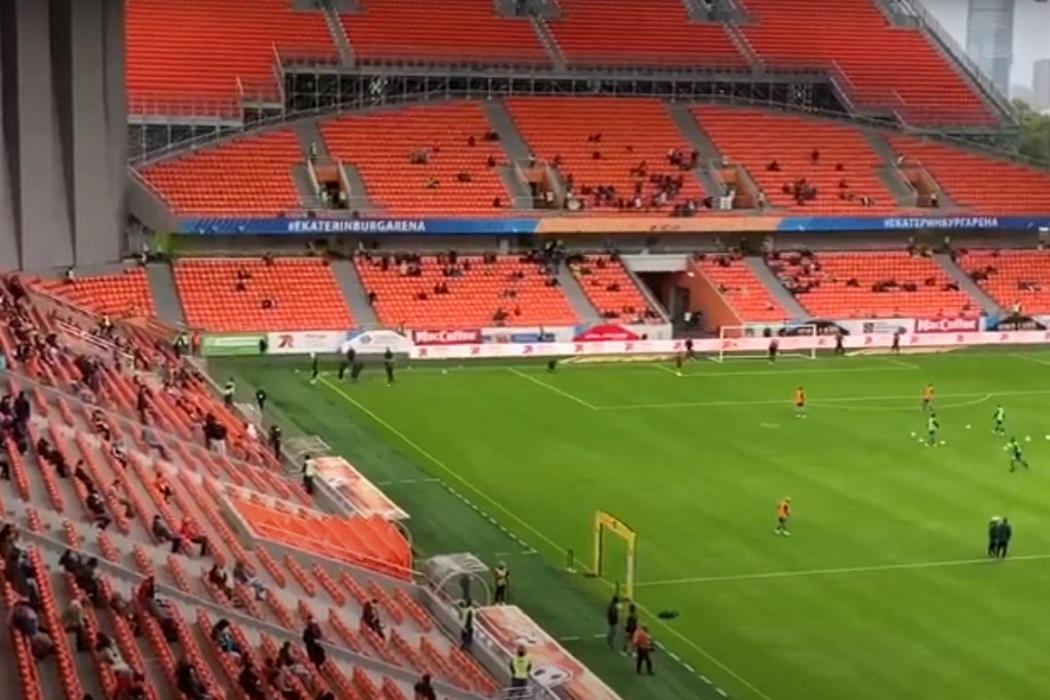На Среднем Урале возобновляются футбольные матчи в особых условиях