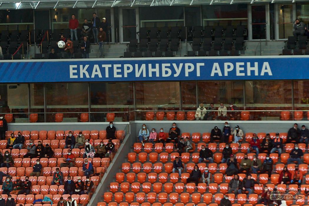 Футбол Урал-Динамо