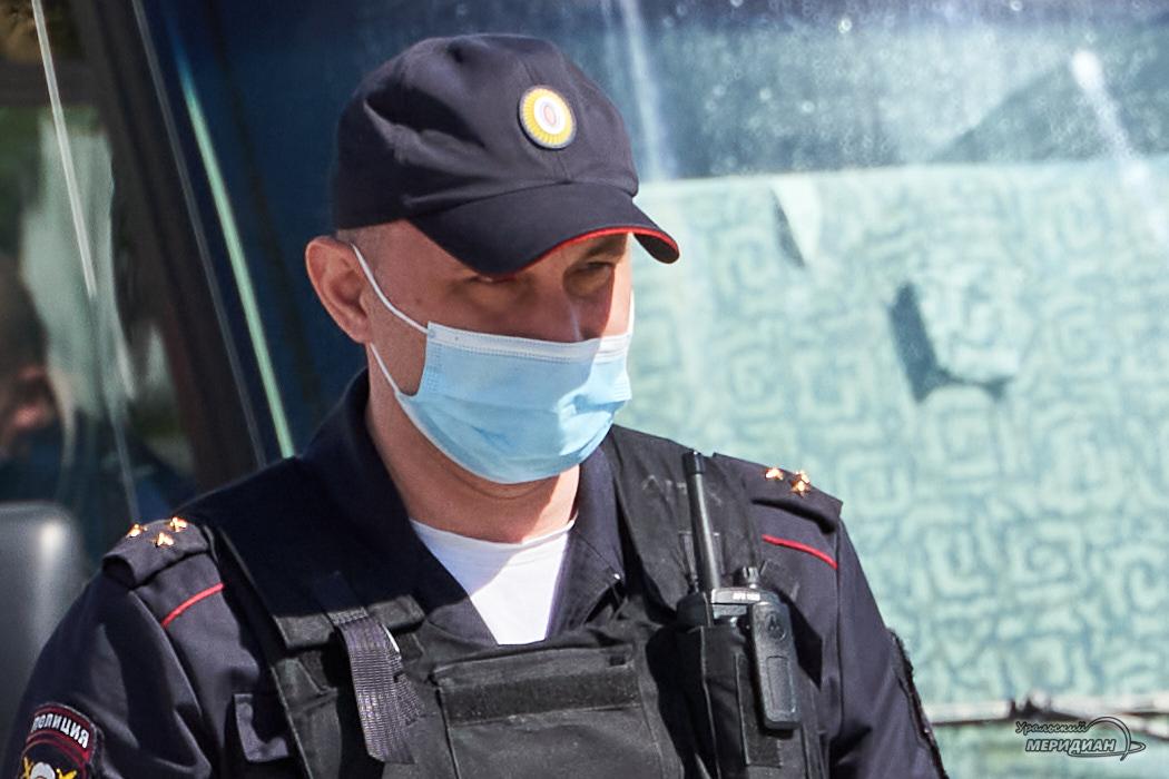 МВД полиция карантин