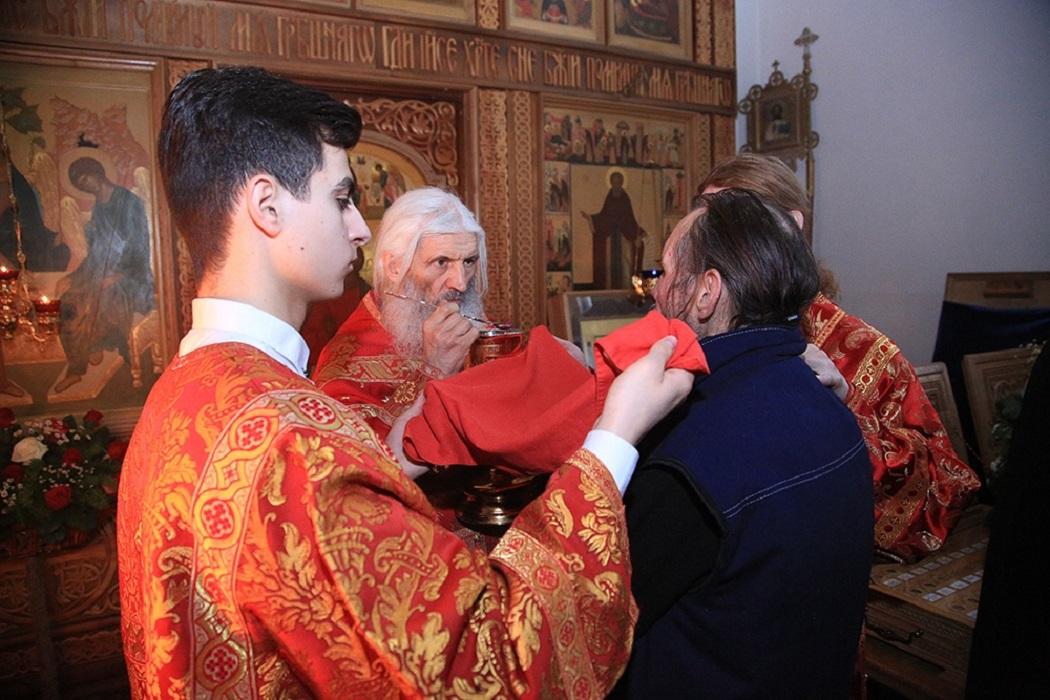 Схиигумен Сергий РПЦ Религия